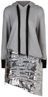 DAY Birger et Mikkelsen Fyodor Golan Mirage Sequin Sweater Dress