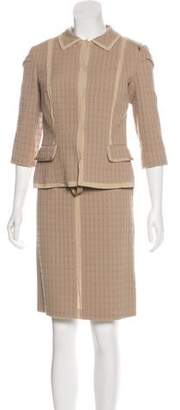 Philosophy di Alberta Ferretti Casual Knee-Length Dress Set