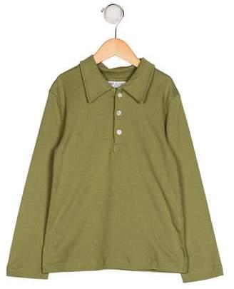Rachel Riley Boys' Collared Knit Shirt w/ Tags