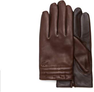 Lacoste (ラコステ) - キルティングカフ手袋