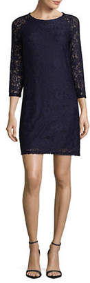 Laundry by Shelli Segal Lace Sheath Dress