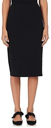 The Row Women's Scuba Tech-Fabric Pencil Skirt