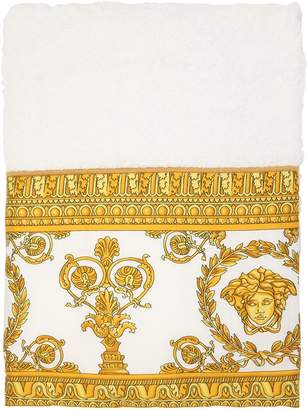 Versace Barocco & Robe Printed Guest Towel