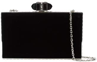 Judith Leiber Couture Coffered rectangle bag
