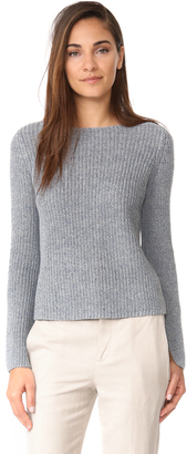 Theory Lalora C Sweater $255 thestylecure.com