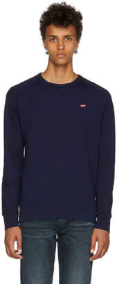 Levi's Levis Indigo Original GM Icon Sweatshirt