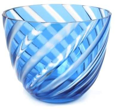 Rotter Glas Schale Nemo, aqua