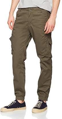 Mens Battle Zip Trousers Teddy Smith E0XVp