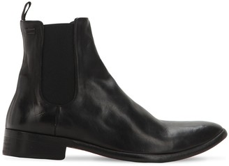 Shane Leather Chelsea Boots