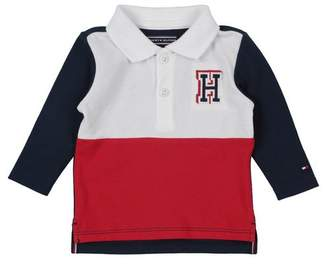 Tommy Hilfiger Red Polo Shirts For Men - ShopStyle UK 5bbcdb9c5a2