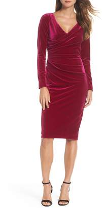 Vince Camuto Ruched Dress