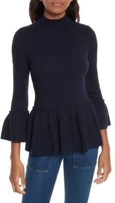 Ted Baker Lislie Peplum Sweater