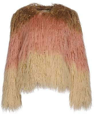 ALPHAMOMENT Faux fur