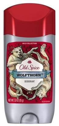 Old Spice Wild Collection Wolfthorn Deodorant - 3oz