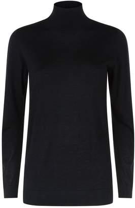 Burberry Lightweight Cashmere Turtleneck Sweater