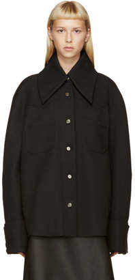 Thomas Laboratories Tait Black Western Shirt