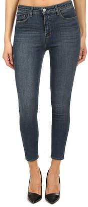 L'Agence Margot High Rise Skinny Jean