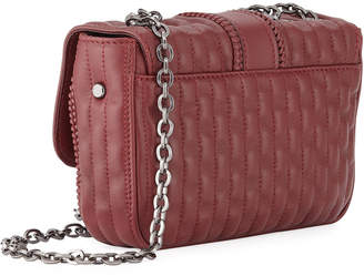 Longchamp Amazone Mini Quilted Leather Crossbody Bag