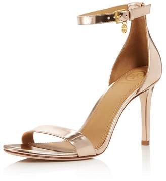 8ee910e0ec4 Free Shipping  150+ at Bloomingdale s · Tory Burch Women s Ellie Leather  High Heel Ankle Strap Sandals