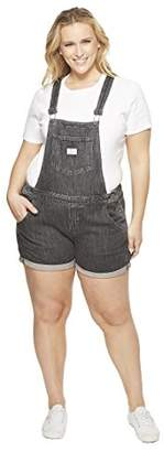 Levi's Women's Plus-Size Shortalls