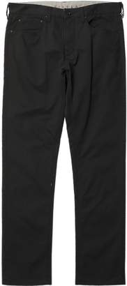 VISSLA Profile Stretch Twill Slim Pant - Men's