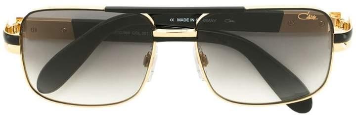 Cazal square frame sunglasses