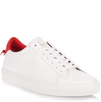 Givenchy White and red sneaker