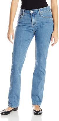 Lee Women's Classic Fit Monroe Straight-Leg Jean