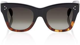 Celine Women's Squared Cat-Eye Sunglasses