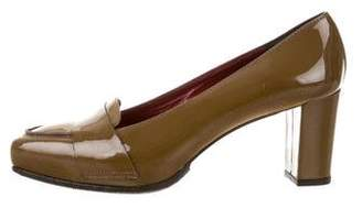 Fratelli Rossetti Patent Leather Loafer Pumps