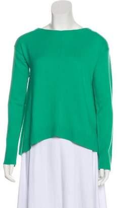 Diane von Furstenberg Wool Long Sleeve Knit Sweater