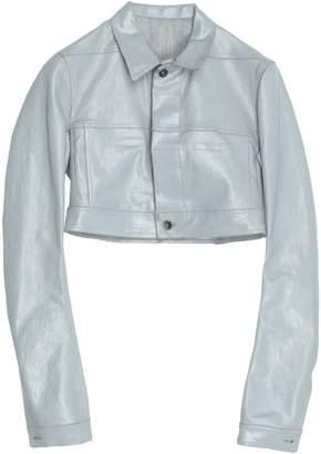 Rick Owens Denim outerwear - Item 42717609HR