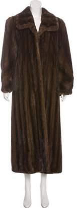 Oscar de la Renta Mink Fur Coat