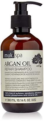 M:uk Muk Haircare - Spa Argan Oil Repair Shampoo
