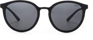 Ralph Lauren Round Metal Sunglasses