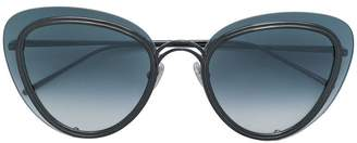 Boucheron Eyewear oversized shaped sunglasses