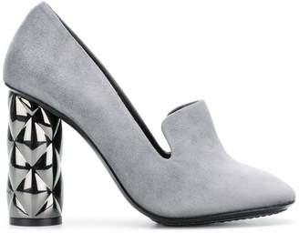Luis Onofre embellished heel pumps