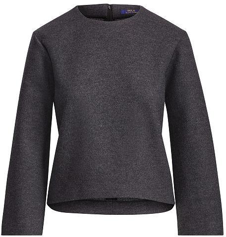 Polo Ralph Lauren Boxy Wool-Blend Top