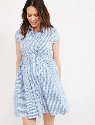 Pietro Brunelli Babydoll Maternity Dress