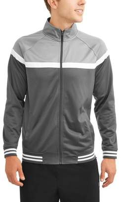 Athletic Works Big Men's Track Jacket
