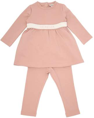 Moncler Cotton Sweatshirt & Leggings