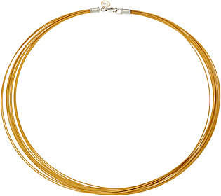 Alor Cable Stainless Steel 12-Strand Necklace