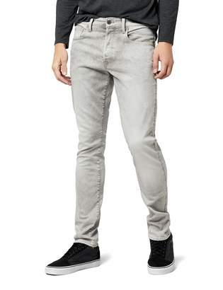 G Star Men's 3301 Tapered Fit Jean Kamden Grey Stretch Denim
