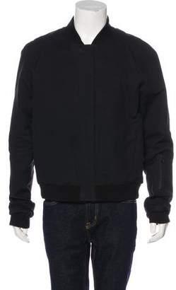 Public School Woven Bomber Jacket