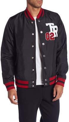 True Religion Varsity Jacket
