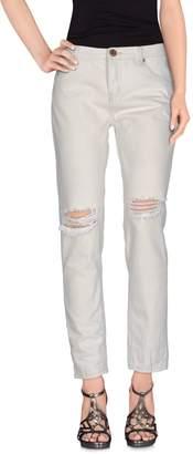 One Teaspoon ONE x ONETEASPOON Denim pants - Item 42540212TI