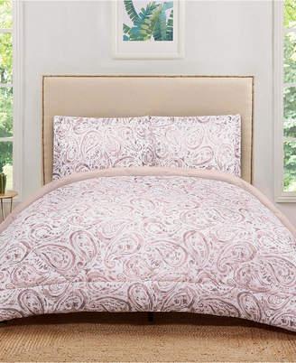 Pem America Truly Soft Watercolor Paisley King Comforter Set