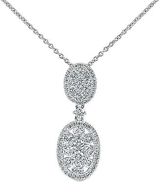 Sabrina Designs 14K 1.19 Ct. Tw. Diamond Necklace