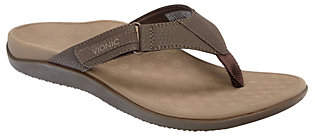 Vionic Men's Orthotic Thong Sandals -Ryder