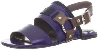 Marni Women's Flat Slingback Sandal